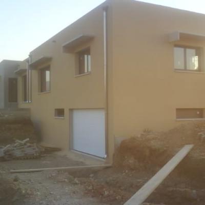 Maison d'architecte avec sous-sol