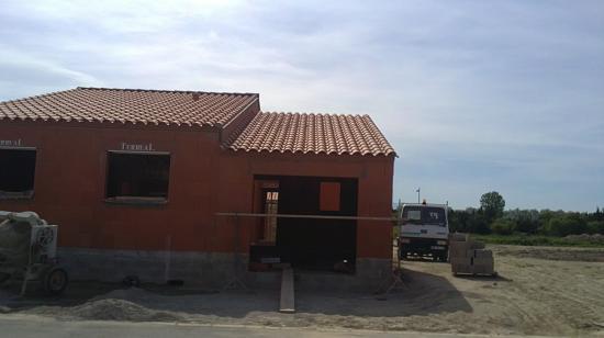 Vue façade nord