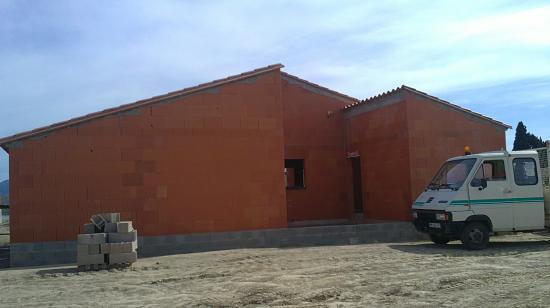 Vue façade ouest