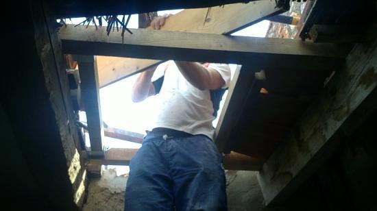 Remplacement fenêtre de toit (velux)