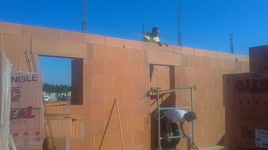 nouveaux matériaux de construction trés à la mode pour les BBC (bâtiment basse consommation)