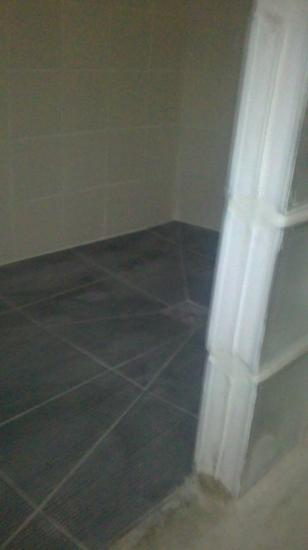 Salle de bain étage