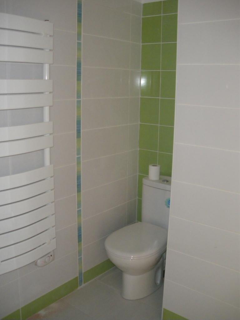 salle de bain/WC étage fini